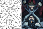 Collaboration WIP Shots by ClockworKim