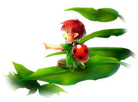 EE: Infancia_Ilex by MidoriGale