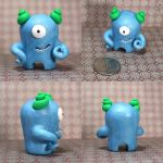 Wellils the Timid Monster by TimidMonsters