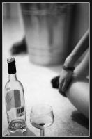 White wine by DreamCatCheuse