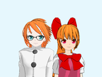MMD PPGD - Dexter X Blossom by Rosanaliese