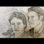 Hannibal And Will by twilightavatar