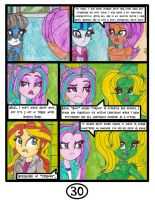 MLP EG - Robots of Friendship and Rock comic pg 30 by Magic-Kristina-KW