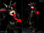 Wrath the Krampus by Clawshawt
