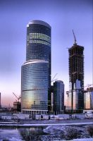 Moscow-City by geverto