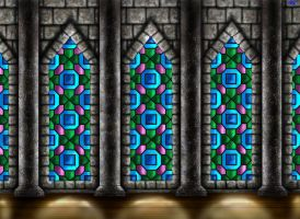 Stained glass window gallery by Yagellonica