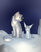 Tsar Cub Assignment: Family by Nythero