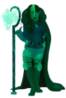 Dioptase by ERA-Eternal