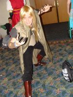 Me at Jacon 2009 by Prota-Girl