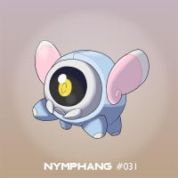 031 Nymphang by TerryTibke