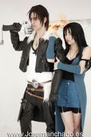Final Fantasy VIII by Zihark-cosplay
