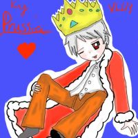 King Prussia by VocaloidLenLover13
