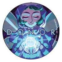 Zenkaikon 2014 Charity Button for Child's Play by kevinbolk