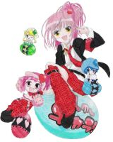 Shugo Chara Eggs by happily-random