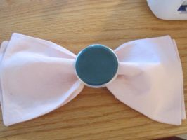 Sailor Jupiter Front Bow completed by purplekatz93