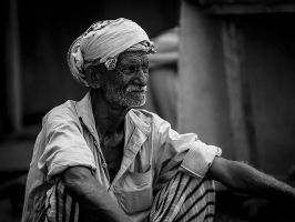 Thoughts of days Gone By by InayatShah