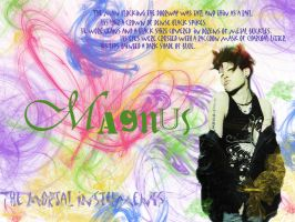 Magnus - City of Bones by ReachForTheStarfish