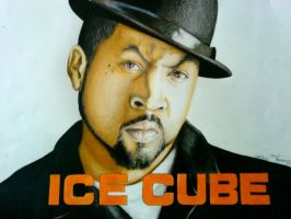Ice Cube colored by turanneth