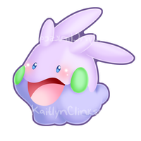 Goomy by Clinkorz