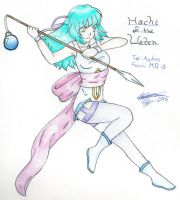 Gift - Hachi of the Water by magical-destiny