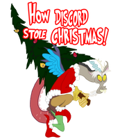 How Discord Stole Christmas by MicroGalaxies