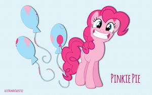 Crazy Pinkie Pie WP by AliceHumanSacrifice0