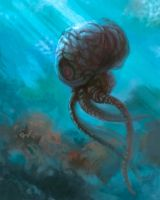 Sea Creature by Stungeon