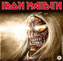 IRON MAIDEN Starblind fanart by stan-w-d