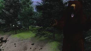 Grizzlyroar by fractal2cry