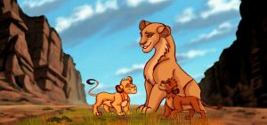 circle of life for malistlk contest by thereina