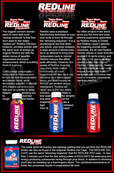 Redline Energy Ad by weebo322