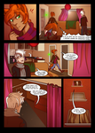Under the Skin: Page 122 by ColacatintheHat