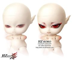 Faceup concept for HZ RORO by Niki-UK