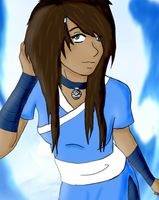Katara's Myspace Pic by Taco-Zuzu