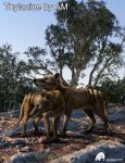 The last Thylacines by papillon68