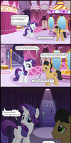 Rarity's Secret by adamlhumphreys