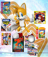 Tails' Games by sonictoast