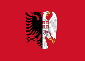 Flag of AP Kosovo and Metohija by VittorioMatteo