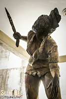 Silent Hill Nurse Cosplay (Photoshoot) by danidarkan
