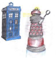 the doctor who that wasn't by who-fan96