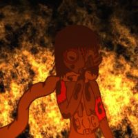 Through The Fire And Flames by Cielos-girl