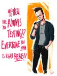 Everyone You Know Is Right Here by Engelen