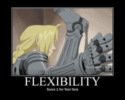Ed is Flexible... by War-and-Pain