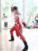 Lu Xun : Dynasty Warriors 7 by forbiddenist