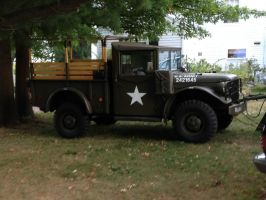 M37 Dodge by DoctorMopar