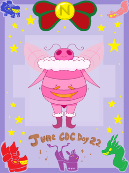 June CDC Day 22 - Grand Gumble (and Tumble) by GigaB00ts