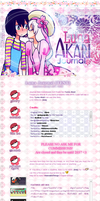 :AT: Luna-Akari Journal Skin by Hinachuu