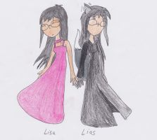 Request: Lisa and Lias by PrincessSky