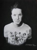 Mark Hoppus by Yanii182