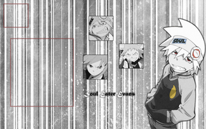 Soul Eater Evans Wall by Astral-17